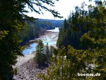 Flusslauf hinter den Kakabeka Falls