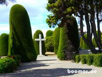 der Friedhof von Punta Arenas