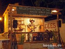"""""""Chillis"""" Auftritt im Daily Waters Pub"""