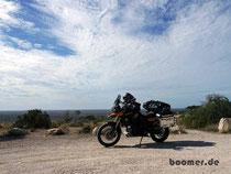 Aussicht vom Madura-Pass