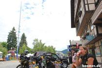 Leavenworth amerikanisches deutsches Dorf...?
