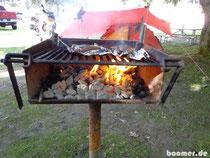 zünftiges BBQ