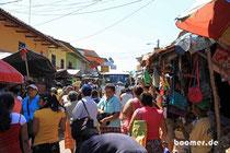 Bus im Markt - das war auch unser Weg