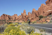 Utah - Landschaften voller Farben