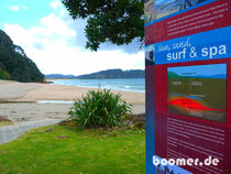Hot Water Beach New Zealand Neuseeland Coromandel