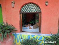 Relaxen - in der schwülen Hitze Mexikos