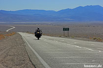 unterwegs im Death Valley