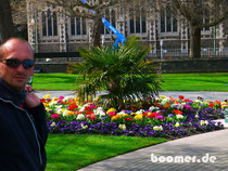 der Frühling kann hoffentlich auch Christchurch wieder ein Lächeln ins Gesicht zaubern