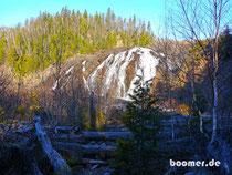 Wasserfälle bei Wawa
