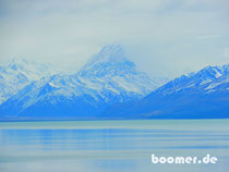 mount Cook lake pukaki neuseeland new zealand