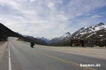 Über die Grenze nach Alaska