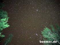australischer Sternenhimmel - der Wahnsinn!