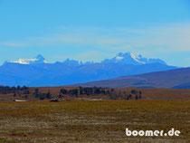 letzter Ausblick auf Torres del Paine