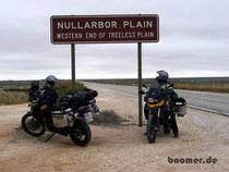 Für uns beginnt jetzt der echte Nullarbor