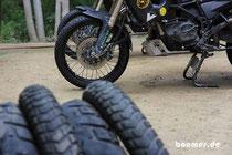 Alt gegen Neu - Heidenau K60 Scout