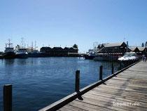Hafenpromenade Fremantle