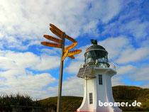 Cape Reinga - im Norden Neuseelands