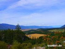 Goodbye Canada - willkommen in Idaho