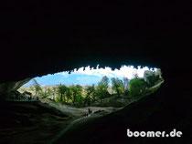 die Cueva del Milodon