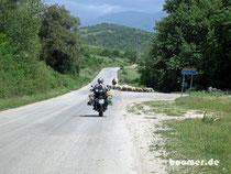 das ländliche Bulgarien
