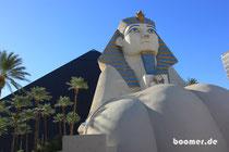 """Viel """"ägyptisch"""" ist hier nicht.."""