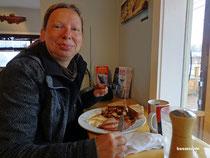 Frühstück auf kanadisch