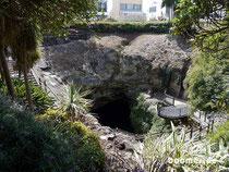 Cave Gardens in Mount Gambier