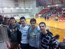 Besuch des Benficaspiels 01.12.11