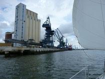 Le port de LORIENT