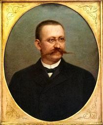 FOTO: Stanislav Beran -  Franz Mohaupt (1854-1916)