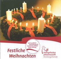 Festliche Weihnachten mit einer CD-Ersteinspielung!