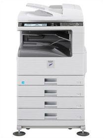 SHARP デジタルモノクロ複合機 MX-M620