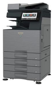 SHARP デジタルカラー複合機 MX-4110FN