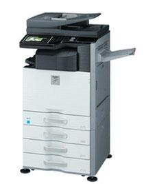シャープデジタルカラー複合機 MX-3614FN