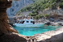 Helios Quintos. Arbatax, Sardinien