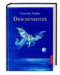 Cornelia Funke: Drachenreiter. Dressler 1997