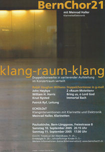 klang – raum – klang, September 2005