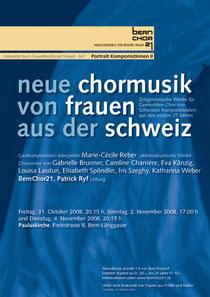 Komponistinnen II, Oktober/November 2008