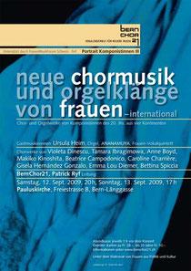 Komponistinnen III , September 2009