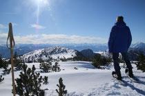 """""""Schneeschuh-Naturtour"""" - Kalkalpen"""