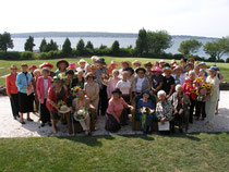 Photo taken at the 2009 75th Anniversary of the Portsmouth Garden Club