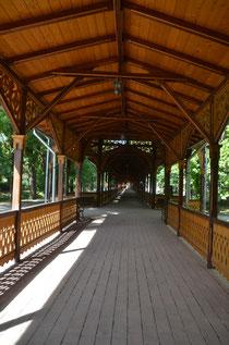 Park in Buzias
