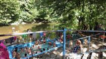 Römerbad in Baile Herculane