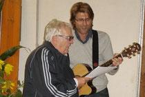 Hans Jörg Wagmann und Sepp Heigl