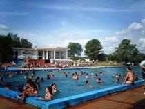Pileta Camping Municipal