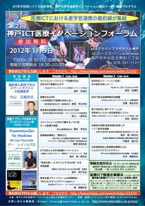 神戸ICT医療イノベーションフォーラム