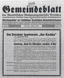 Juden in Dresden, S. 81.