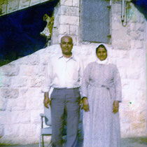 Sabi's Paternal Grandparents