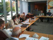 Delegiertenversammlung des NABU Südbaden in Eichstetten 2010.