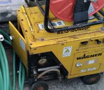 WAGNERの高圧洗浄機